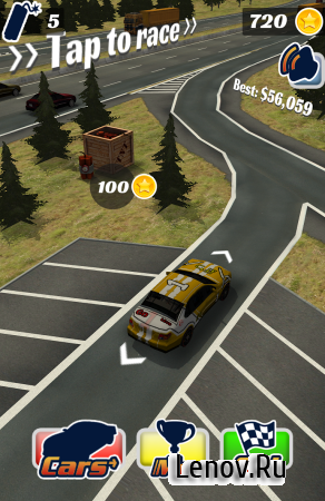 Highway Crash Derby v 1.8.0 (Mod Money)