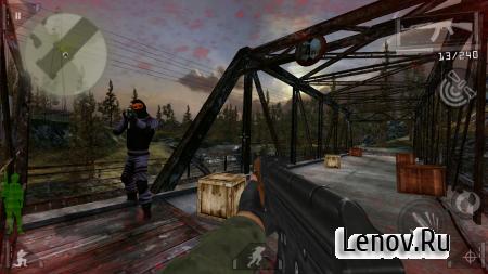Commando Adventure Shooting (обновлено v 5.0) (Mod Money)