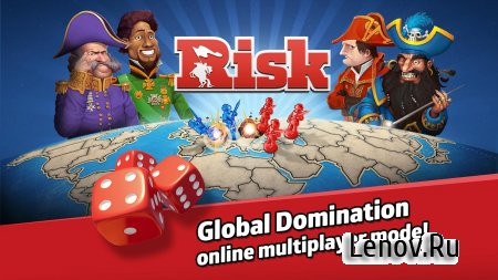 RISK: Global Domination v 1.25.77.522 Мод (Unlimited tokens/Premium packs unlocked)