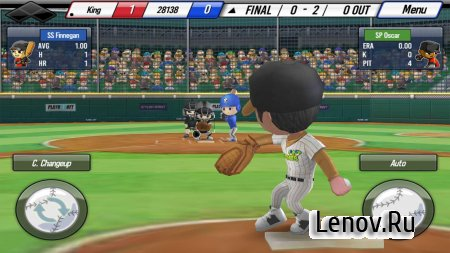 Baseball Star v 1.6.6 Мод (Unlimited Autoplay points/Free Training)