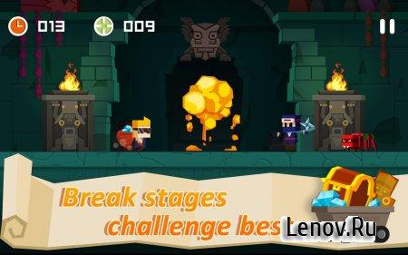 Tomb Heroes (обновлено v 1.2.1) Мод (Unlocked)