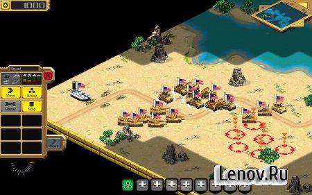Desert Stormfront v 1.0.11 Мод (полная версия)