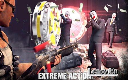 Rival Gang : Bank Robbery v 1.0 (Mod Money)