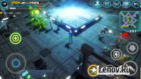 Alien Zone Raid v 2.3.6 (God Mode/Unlock All Character & More)