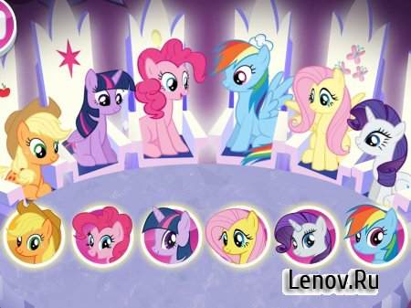My Little Pony: Harmony Quest v 1.6 (Full/Ads-Free)