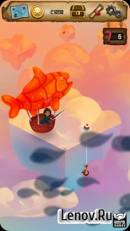 Rule with an Iron Fish (обновлено v 1.6.1f) (Mod Money)