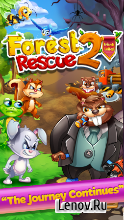Forest Rescue 2 Friends United v 1.49.0 (Mod Money)