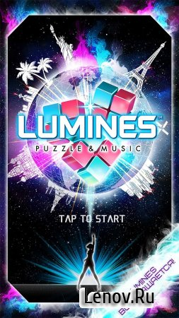 LUMINES PUZZLE AND MUSIC (обновлено v 1.3.12) (Full)
