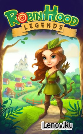 Robin Hood Legends v 2.0.9 Мод (Infinite Lives/Mod Money)