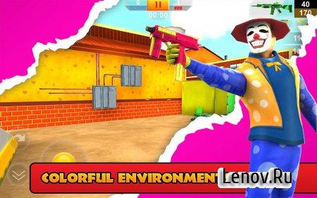 Toon Force - FPS Multiplayer v 1.0