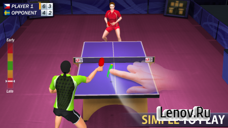 Table Tennis v 2.1 (Mod Money/AdFree)