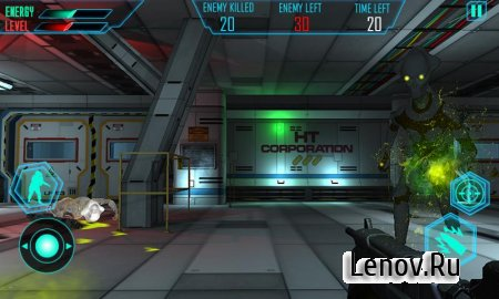Alien Space Shooter 3D v 1.4 (Mod Money)