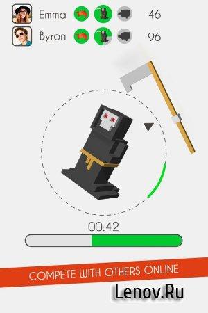 Lock The Block (обновлено v 1.6) (Mod Money)