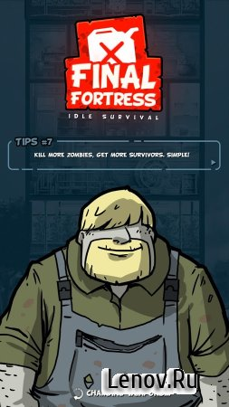 Final Fortress - Idle Survival v 2.86 (Mod Money)