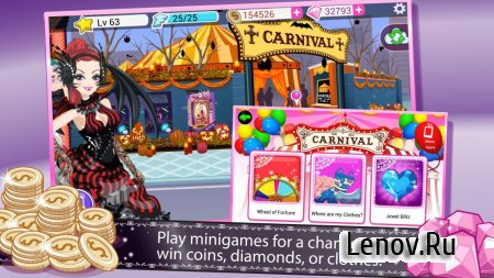 Star Girl: Spooky Styles v 4.2.3 (Mod Money)