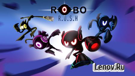 Robo Rush v 1.3 Мод (много денег)