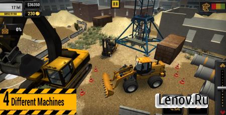 Construction Machines 2016 v 1.11 (Mod Money)