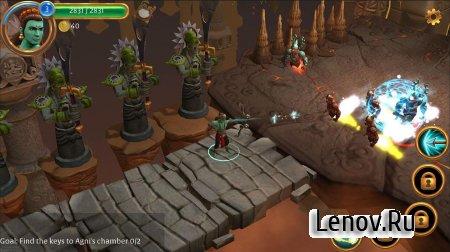 Gamaya Legends v 9 (Mod Money)