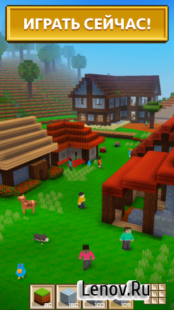 Block Craft 3D: Building Game v 2.10.12 (Mod Money)