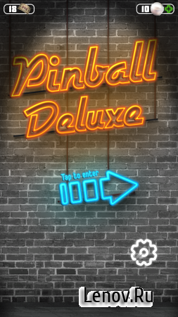 Pinball Deluxe: Reloaded v 1.7.6 Мод (Unlocked)
