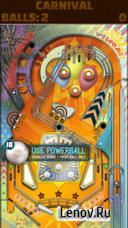 Pinball Deluxe: Reloaded v 1.7.6 Мод (Unlocked)
