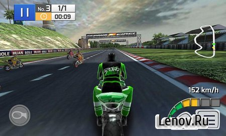 Real Bike Racing v 1.0.9 Мод (unlimited money)