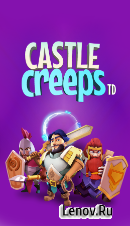 Castle Creeps TD v 1.48.0 (Mod Money/Diamond)
