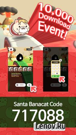 The Last Banacat v 1.35 (Mod Money/Ads-Free)