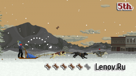 Dog Sled Saga (обновлено v 1.0.8) (Full)