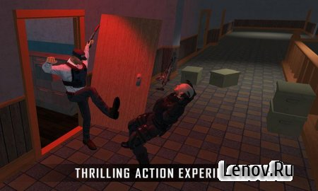 Secret Agent Rescue Mission 3D (обновлено v 1.0.3) Мод (много денег)