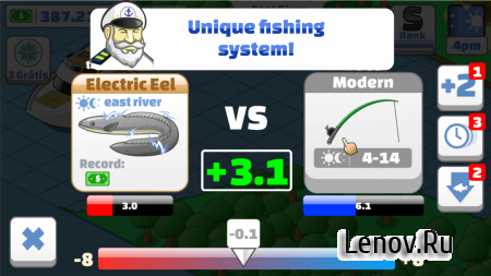 Nautical Life v 2.01 b60 (Mod Money)