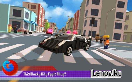 Blocky City: Ultimate Police 2 v 1.1 (Mod Money)