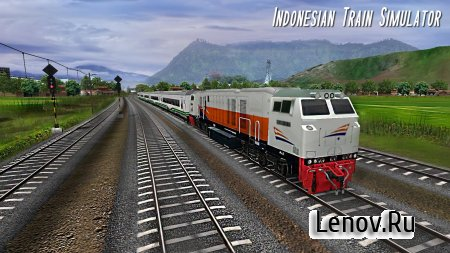 Indonesian Train Simulator v 1.0