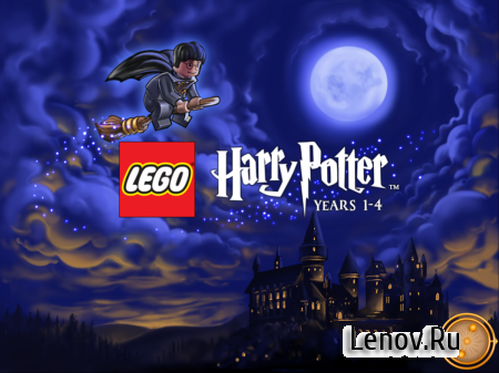 LEGO Harry Potter: Years 1-4 v 1.06.4.1082 (Full) (Extras Unlocked Charackters/ Unlocked/Mod Money)