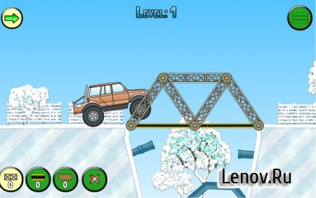 Frozen bridges (Free) v 1.1.53 Мод (Unlocked)