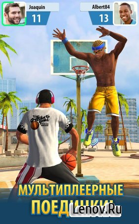Basketball Stars v 1.21.0 Мод (Fast Level Up)