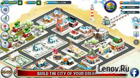City Island ™: Builder Tycoon v 3.4.2 (Mod Money)