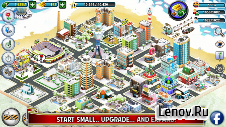 City Island ™: Builder Tycoon v 3.4.0 (Mod Money)