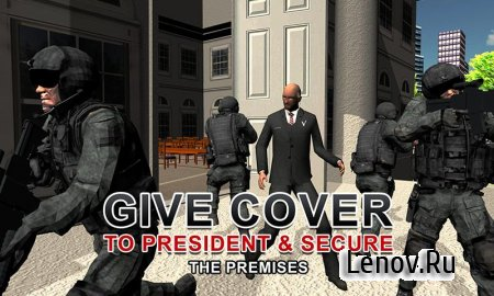 Army Shooter: President Rescue v 1.0 (Mod Money)