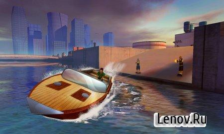 Miami Saints : Crime lords (обновлено v 2.5) (Mod Money)