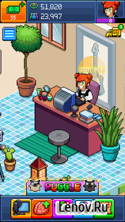 PewDiePie's Tuber Simulator v 1.63.0 Mod (Unlimited Money)