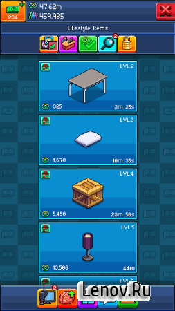 PewDiePie's Tuber Simulator v 1.39.0 Мод (Unlimited Buxes/Unlocked all items/quests)