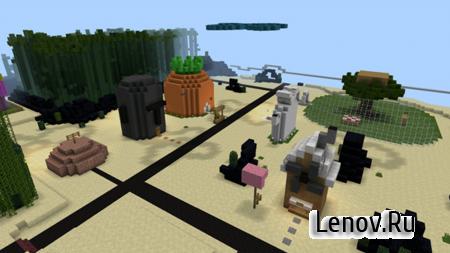 Bikini Bob Maps Minecraft PE v 1.0.4