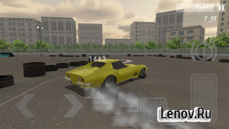 Drift Classics v 1.06 Мод (gain 25252666 instead of 5000 coin on watching video)