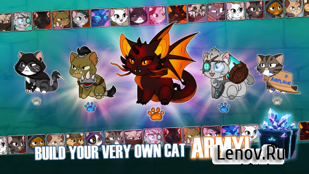 Castle Cats v 2.3.1 (Mod Money)