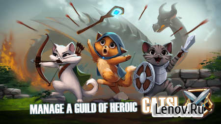Castle Cats v 2.5.24 (Mod Money)