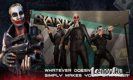 Bank Robbery 2 : The Heist v 1.5 (Mod Money)