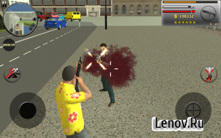 Real Gangster Crime v 3.7 (Mod Money)