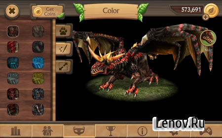 Dragon Sim Online: Be A Dragon v 6.1 (Mod Money/Unlocked)