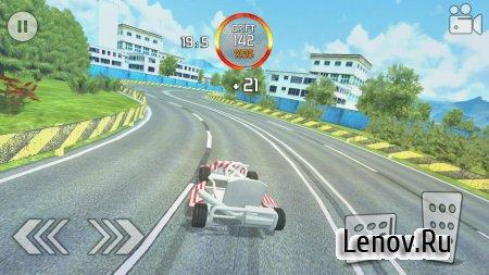 Go Kart Drift Racing v 1.5 (Mod Money)